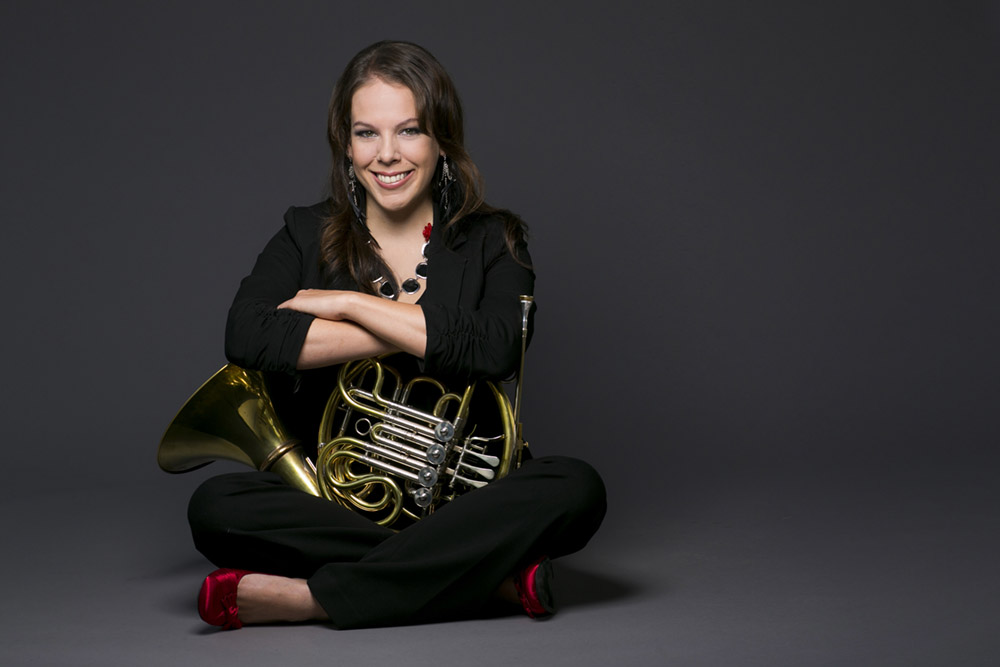 Amy Krueger,French Horn, New Chicago Brass Orchestra